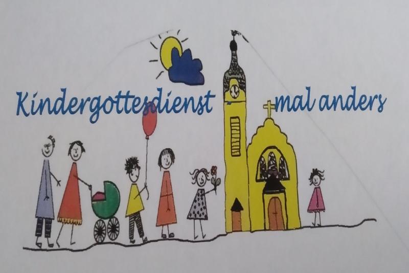 "Digitales Angebot der ""Kinderkirche"""