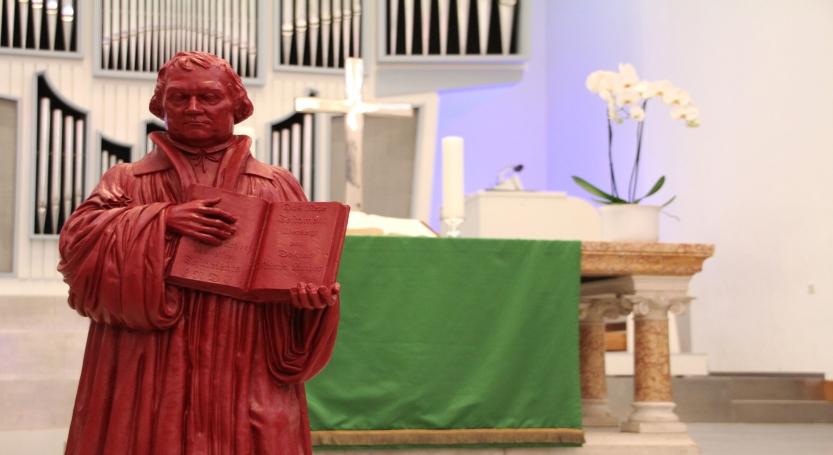 Gemeinde- und Stadtteilfest jetzt am Sonntag rund um die Lutherkirche mit viel Musik