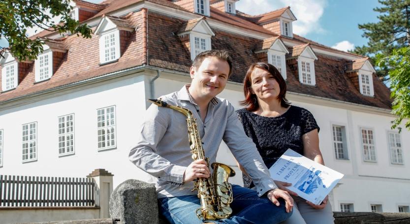 Konzert mit Saxophon und Orgel – 24.10.2021